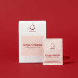 OrganiWipes menrtual cup wipes