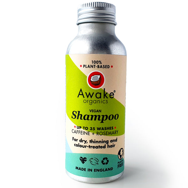 Water Activated Vegan Natural Shampoo