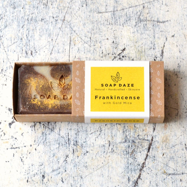 Frankincense Handmade Natural Vegan Soap