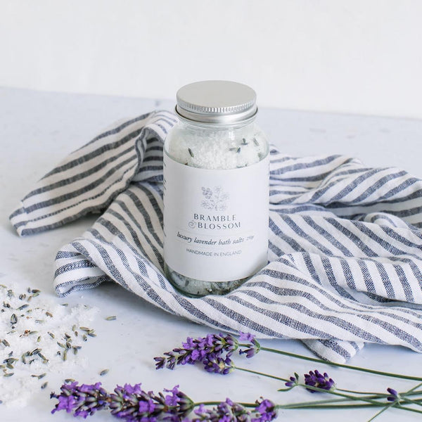 Luxury Lavender Bath Salts
