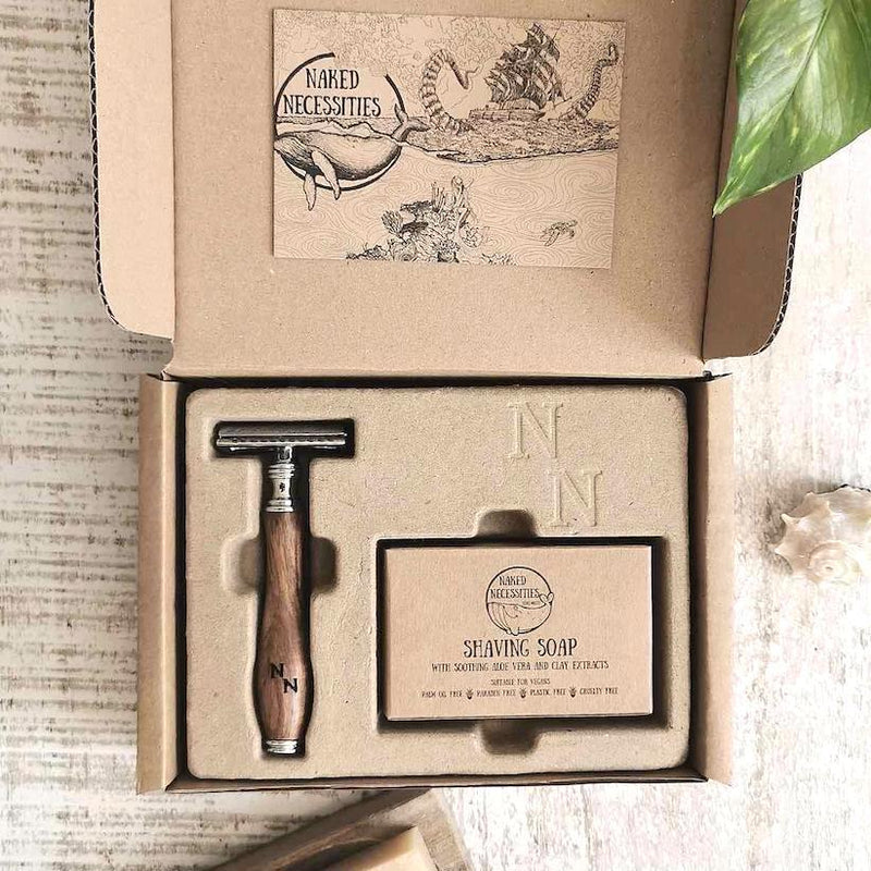 The Naked Shave Razor Kit