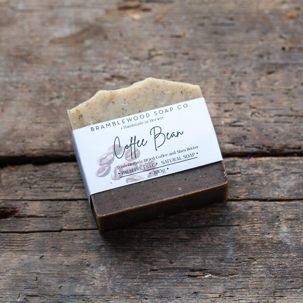 Handmade Coffee Bean Soap