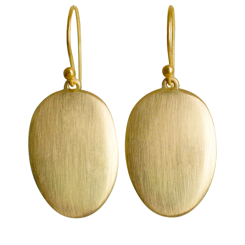 BAOBAB EARRINGS 18K YELLOW GOLD