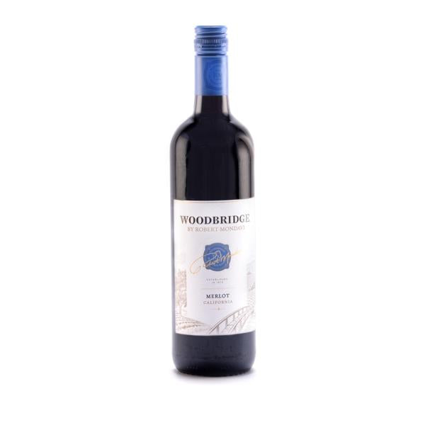 MONDAVI WOODBRIDGE MERLOT 750mL
