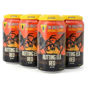 GRIZZLY PAW RUTTING ELK 6CANS