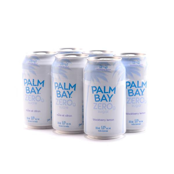 PALM BAY LEMON ZERO 6P