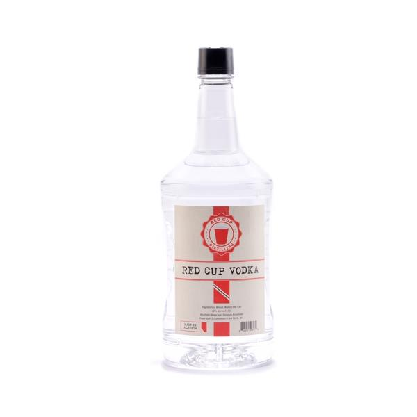 RED CUP VODKA 1750ML