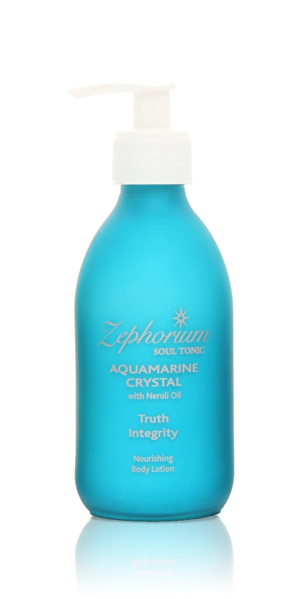 Aquamarine Crystal Body Lotion 250ml