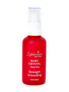 Ruby Crystal Aura Spray 50ml