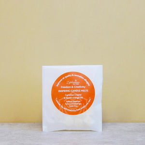 Inspiring Carnelian Candle Wax Melts