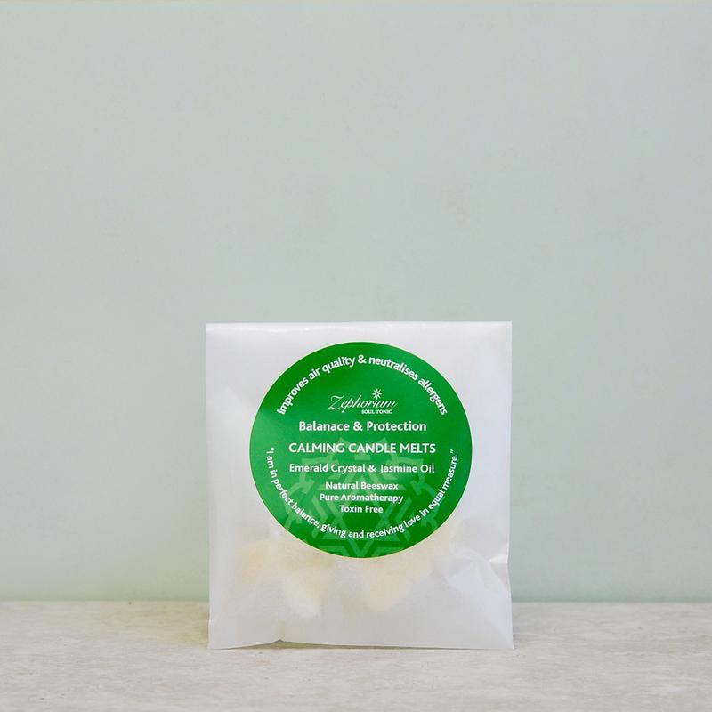 Calming Emerald Candle Wax Melts