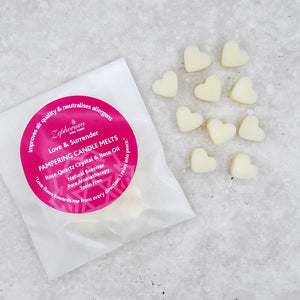 Pampering Rose Quartz Candle Wax Melts
