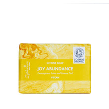 Load image into Gallery viewer, Organic Aromatherapy Soap - Citrine