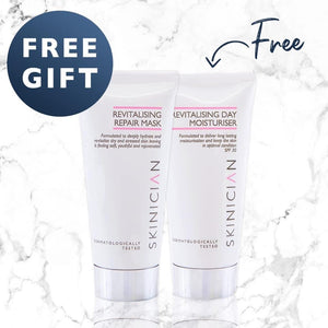 SKINICIAN Bundle: FREE Moisturiser with Revitalising Repair Mask
