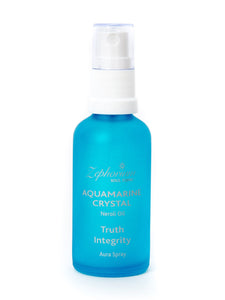 Aquamarine Crystal Aura Spray 50ml