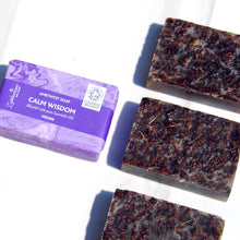 Load image into Gallery viewer, Organic Aromatherapy Soap - Amethyst