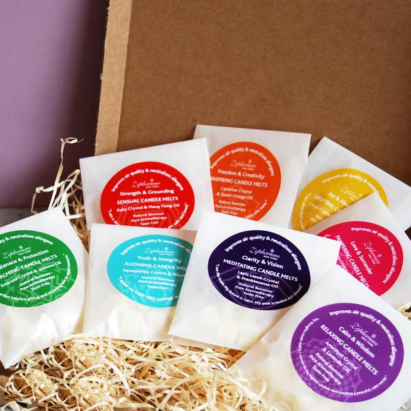 Candle Wax Melts Gift Set
