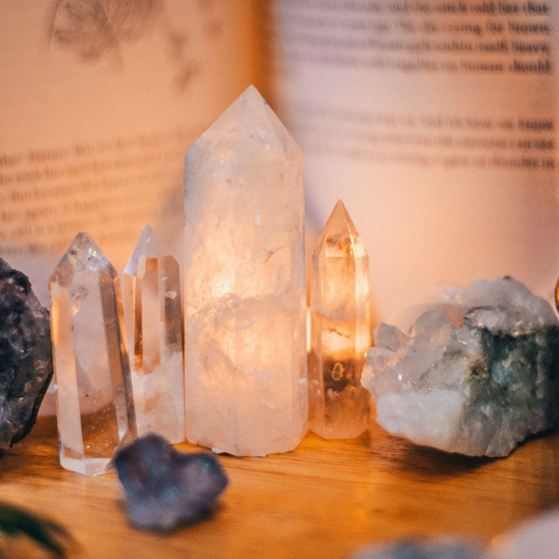 GTi Crystal Healing Course (Online)