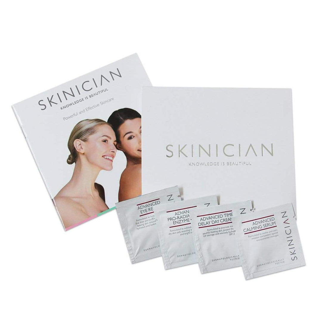 Skinician Advanced Try Me Pack