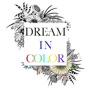 Dream in Color Wall Art