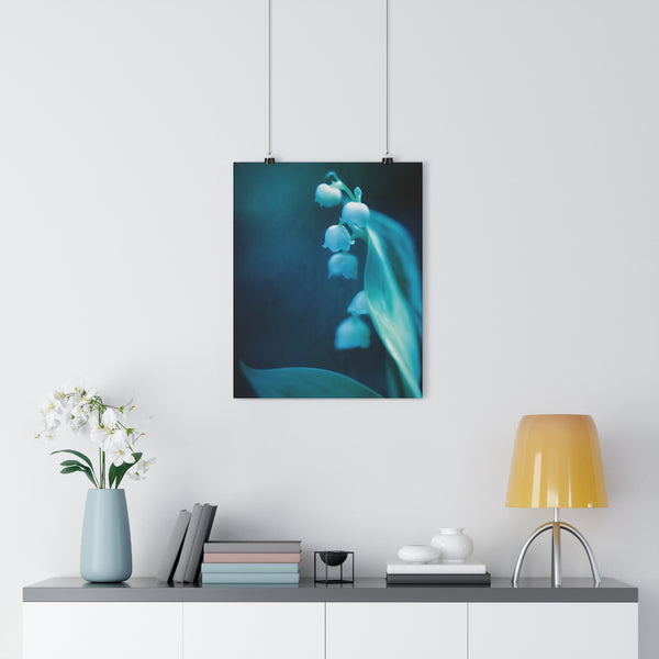 Lily of the Valley Wall Art - Giclée Art Print