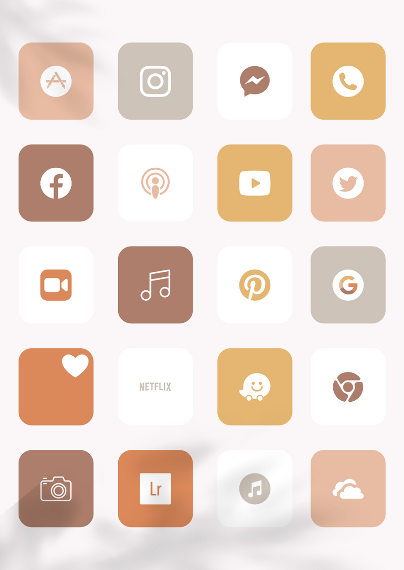 iOS Custom - Fall vibes