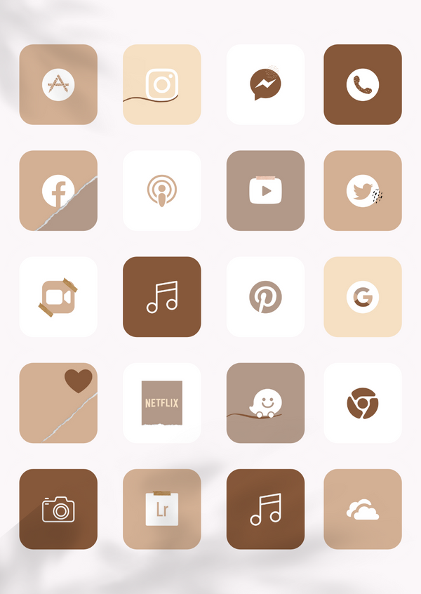 iOS Custom - Paper Mood