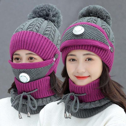 Gorro de lana BeautyWool™ - Reelay Chile