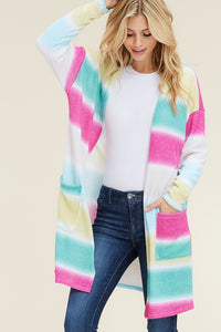 Coleen Multicolored Cardigan