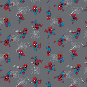 Tissu coton Marvel Spiderman