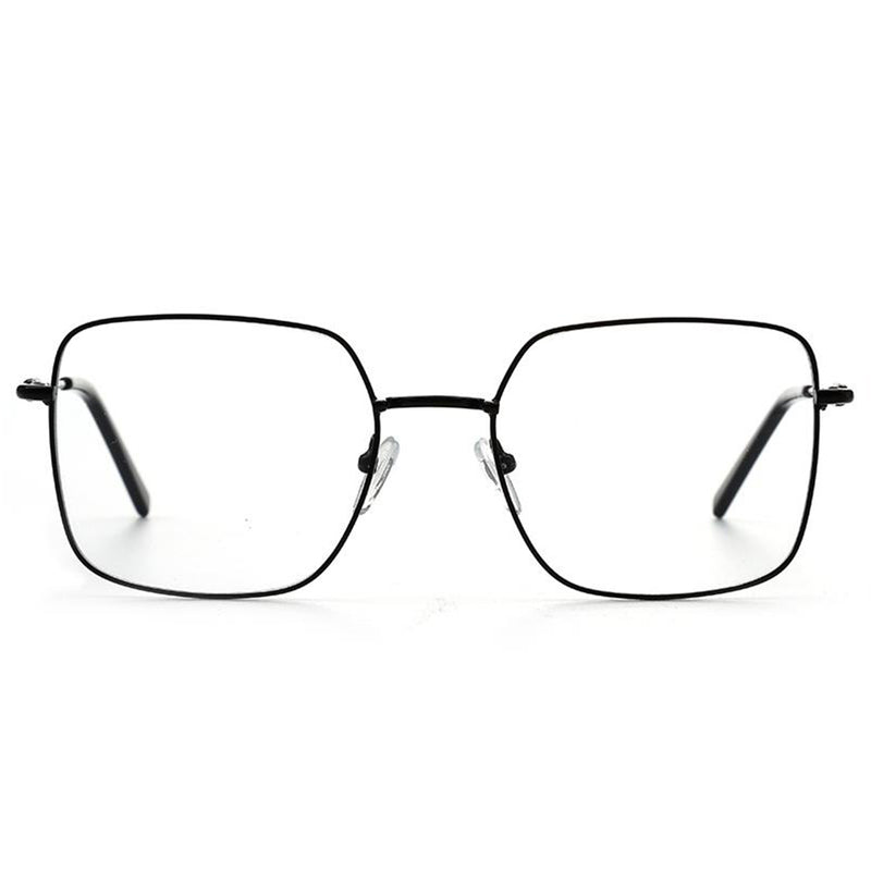 Kit Fashionable Square Blue Light Glasses