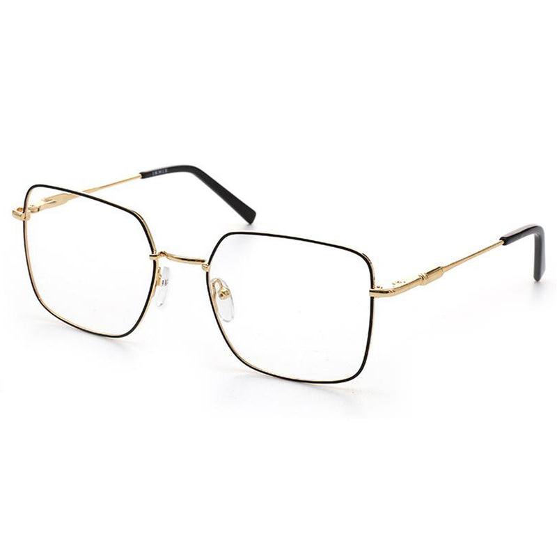 Bach Cat-Eye Wire Frame Glasses