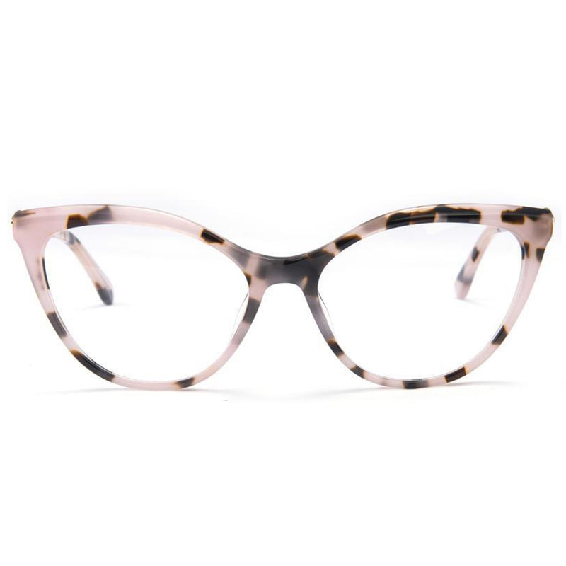Clyda Tortoiseshell Cat-Okulary