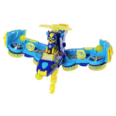 Paw Patrol – Flip & Fly Mighty Pups sæt – Chase