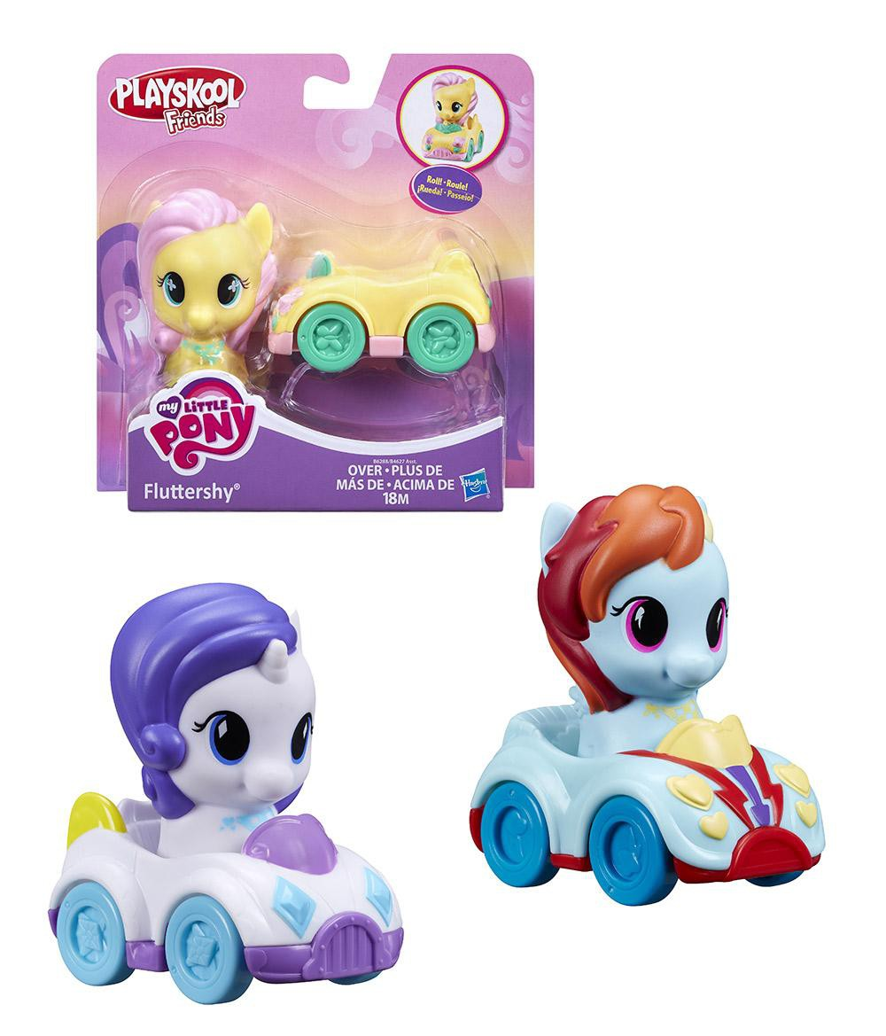 My Little Pony Dukke og Bil