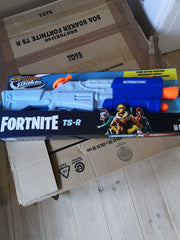 Nerf Fortnite shot gun vandpistol