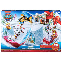 Paw patrol advents kalender 2019