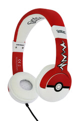Pokemon pokeball headset Junior.
