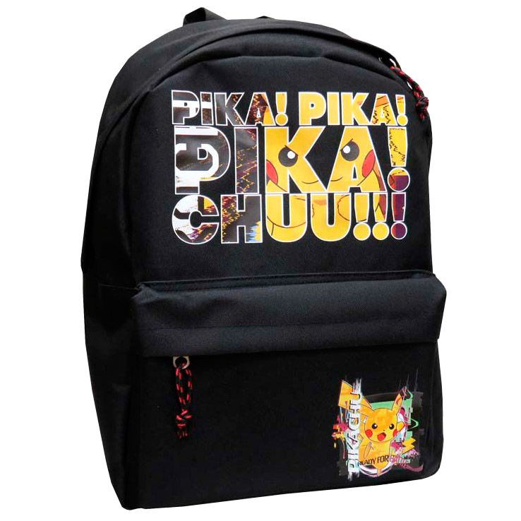 Pokemon Pikachu adaptable backpack 40cm