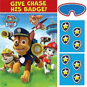 Paw patrol party leg