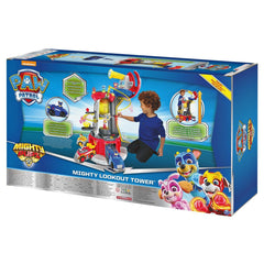 Paw Patrol Mighty Pups Lookout Tower