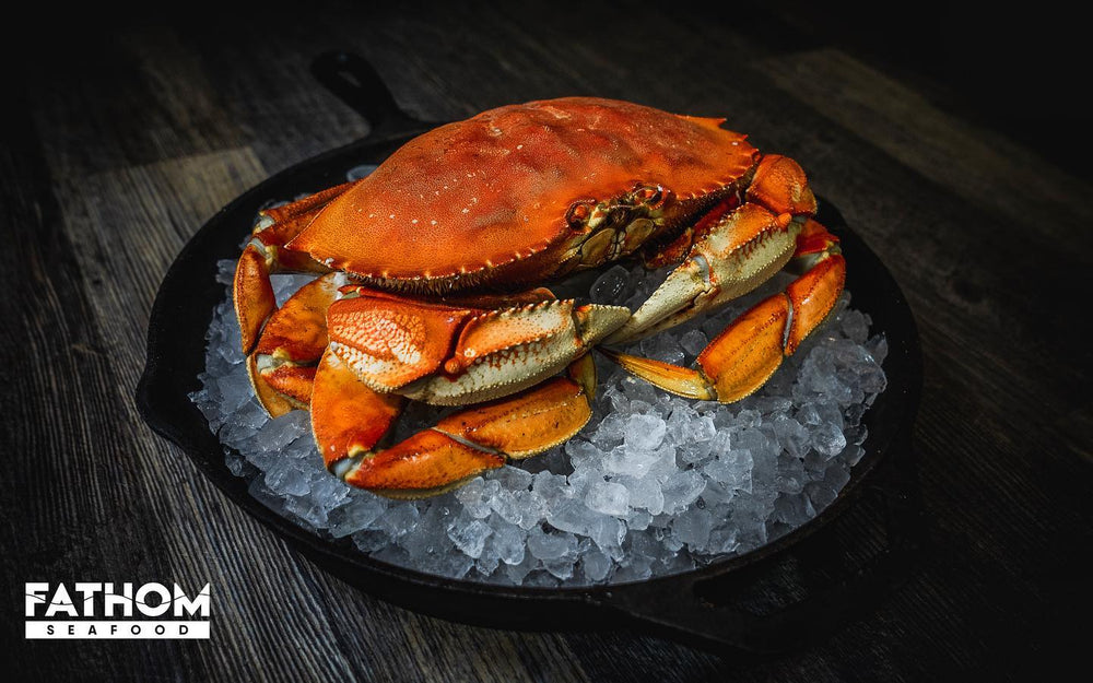 What Part of the Dungeness Crab Are Edible?