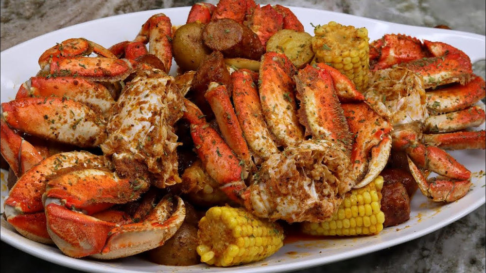 Island Vibe Cooking | Dungeness Crab Seafood Boil Recipe