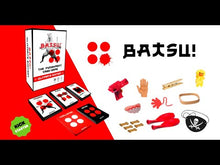 Load and play video in Gallery viewer, BATSU! The Punishment Card Game (Ultimate Edition)