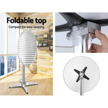 Load image into Gallery viewer, Gardeon Outdoor Bar Table Indoor Furniture Adjustable Aluminium Round 70/110cm