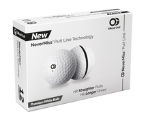 Load image into Gallery viewer, The OG -  Premium 3 Piece Urethane Golf Ball - Dozen (Box Of 12)