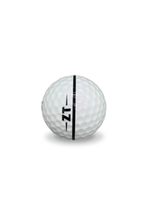 "Load image into Gallery viewer, The ZT ""Zero Turbulence"" 4 Piece Golf Ball - Dozen"
