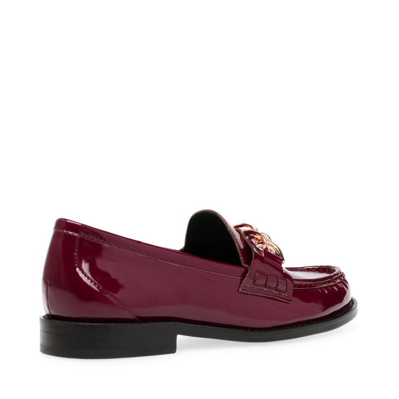 TRIPLE SYNTHETIC BURGUNDY PATENT