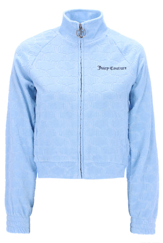 TOWEL TANYA TRACK TOP POWDER BLUE