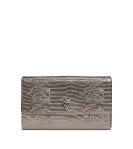 KENSINGTON CHAIN WALLET GUNMETAL